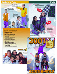 Little King - Clothing Brochure